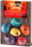 Sada k dekorování vajíček - berušky - Anděl Přerov
