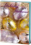 Sada k dekorování vajíček - stříbření - Anděl Přerov
