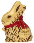 Gold Bunny Safari Milk 100g - Lindt