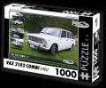 Puzzle VAZ 2102 COMBI (1985) - 1000 dílků - Puzzle Retro auta