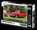 Puzzle ŠKODA FELICIA (1960) - 1000 dílků - Puzzle Retro auta