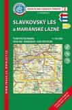 KČT 2 Slavkovský les a Mariánské Lázně 1:50 000 - Klub českých turistů
