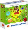 Zábavné slabiky: Vzdělávací hra - Alexander