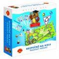 Bezpečně na kole: řidičský průkaz - naučná hra v krabici - Alexander