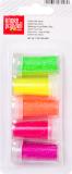 5 ks Glitry mix 4g - Neon - KANORG