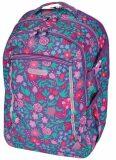 Školní batoh Ultimate Květy - Herlitz