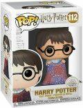 Funko POP! Harry Potter - Harry w/Invisibility Cloak - neuveden