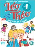 Léo et Théo 1 Livre actif - Dominique Guillemant, ...