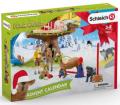 Adventní kalendář Schleich 2020 - Domácí zvířata - SCHLEICH