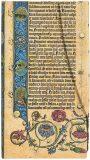Zápisník Paperblanks - Gutenberg Bible Genesis, Slim / linkovaný - paperblanks