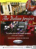 The Italian Project 2a Student´s book & Workbook + DVD video + CD Audio 1 - Telis Marin