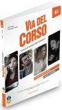 Via del Corso A1 Libro professore + 2 CD Audio + DVD - Telis Marin