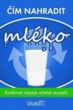 Čím nahradit mléko: rostlinné nápoje včetně receptů - kolektiv autorů Vitalia.cz