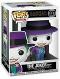 Funko POP Heroes: Batman 1989 - Joker w/Hat (s možností chase verze) - neuveden