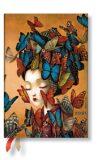 Paperblanks Diář 2021- Madame Butterfly / mini - neuveden