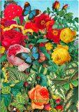 Diář Butterfly Garden 2021 HOR -