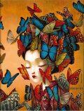 Diář Madame Butterfly 2021 VER - paperblanks