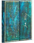 Paperblanks Zápisník Verne, Twenty Thousand Leagues Ultra nelinkovaný - paperblanks