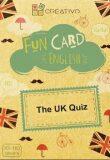 Creativo - Fun card English The UK Quiz - kolektiv autorů