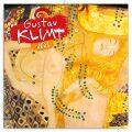 Poznámkový kalendář Gustav Klimt 2021, 30 × 30 cm - Presco Group