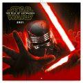 Kalendář 2021 poznámkový: Star Wars, 30 × 30 cm - Presco Group