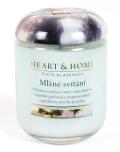 Svíčka Heart & Home - Mlžné svítání (115 g) -