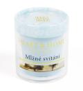 Svíčka Heart & Home bez obalu - Mlžné svítání (52 g) -