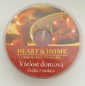 Svíčka Heart & Home v mističce - Vřelost domova (38 g) - Heart & Home