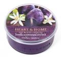 Svíčka Heart & Home v mističce - Švestka a pomerančový květ (38 g) - Heart & Home