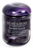 Svíčka Heart & Home - Tajemný úplněk (340 g) -