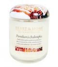 Svíčka Heart & Home - Perníková chaloupka (340 g) - Heart & Home