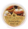 Vonný vosk Heart & Home - Pečené jablko (26 g) - Heart & Home