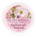 Vonný vosk Heart & Home - Popínavá růže (26 g) - Heart & Home