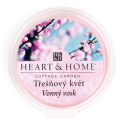 Vonný vosk Heart & Home - Třešňový květ (26 g) - Heart & Home