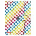 Box na spisy A4/4, PP SW Rainbow - Herlitz