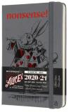 Moleskine: Alenka v říši divů plánovací zápisník 2020-2021 S - Moleskine