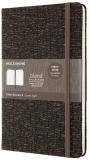 Moleskine Blend zápisník hnědý L, linkovaný - Moleskine