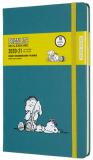 Moleskine: Snoopy plánovací zápisník 2020-2021 L - Moleskine