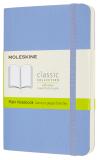 Moleskine Zápisník modrý světle S, čistý, měkký - Moleskine
