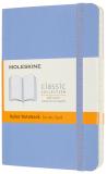 Moleskine Zápisník modrý světle S, linkovaný, měkký - Moleskine
