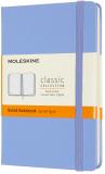 Moleskine Zápisník modrý světle S, linkovaný, tvrdý - Moleskine