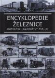 Encyklopedie železnice – Motorové lokomotivy ČSD 2 - Jaroslav Wagner