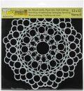 TCW šablona 30,5 x 30,5 cm - Orb Mandala - TCW