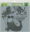 TCW šablona 30,5 x 30,5 cm - Mermaid Dream - TCW