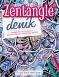Zentagle-deník - Mary Jane Holcroft