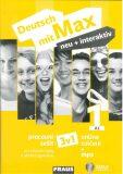 Deutsch mit Max neu + interaktiv 1 Pracovní sešit 3v1 - ...
