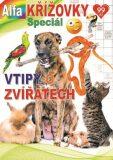Křížovky speciál 1/2020 - Vtipy o zvířatech - Alfasoft