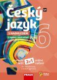 Český jazyk 6 s nadhledem pro ZŠ a víceletá gymnázia - Hybridní pracovní sešit 2v1 - Fraus