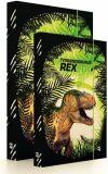 Box A4+A5 T-rex - Karton P+P