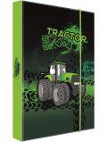 Box na sešity A4 traktor - Karton P+P